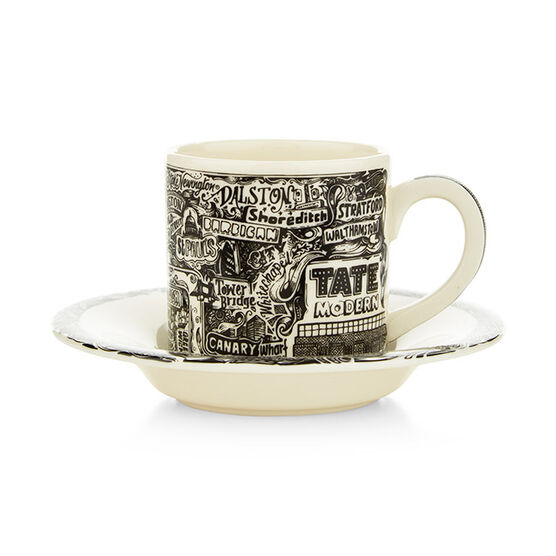 Vic Lee espresso cup