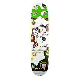 Murakami: Bunbu-Kun skateboard