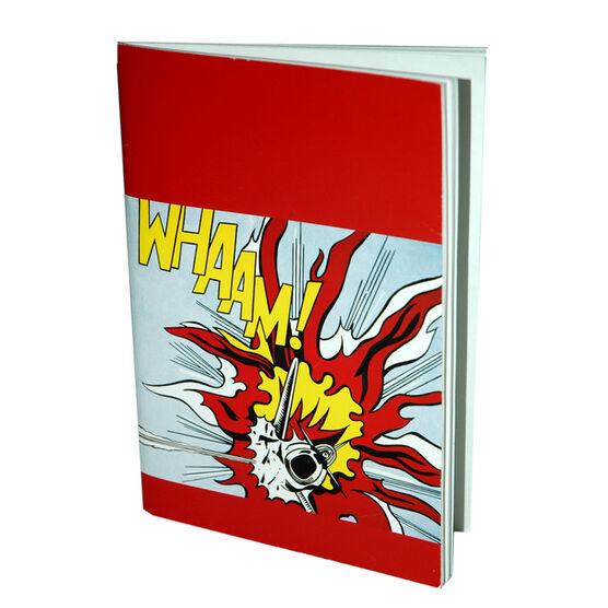 A5 Starter Sketchbook - Whaam!