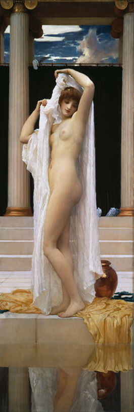 Leighton: The Bath of Psyche