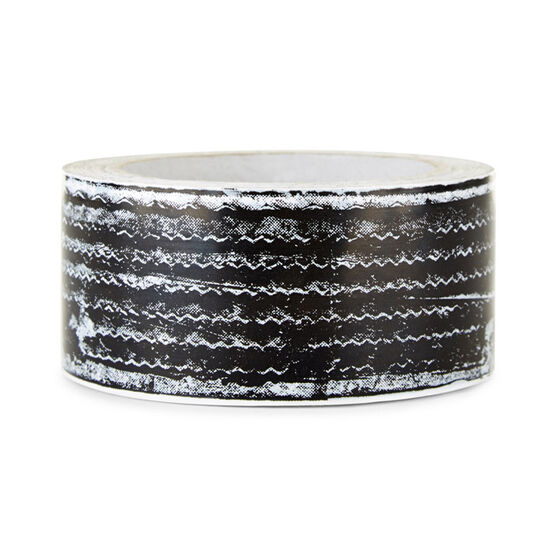 Tire print packing tape