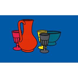 Caulfield: Coloured Still Life