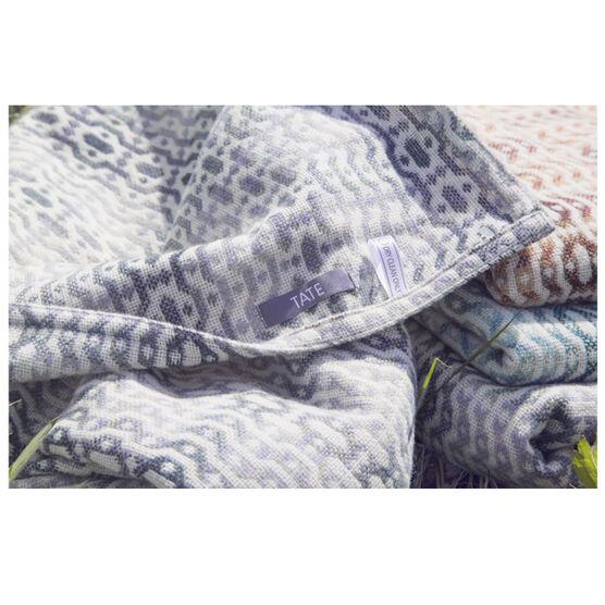 Llarwydden purple single blanket