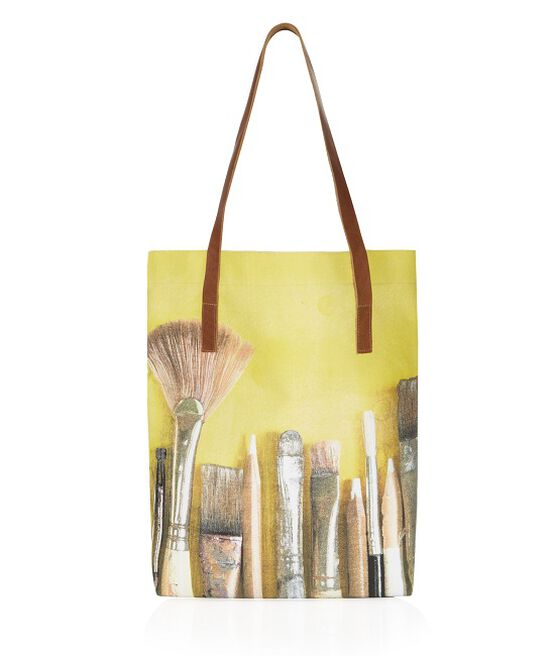 Ella Doran Artist Tools shopper bag