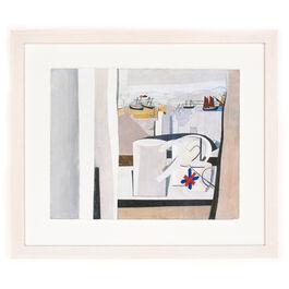 Ben Nicholson 1943-45 St Ives (framed print)