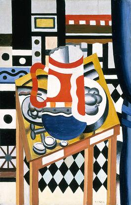 Fernand Léger: Still Life with a Beer Mug