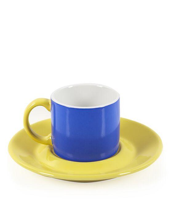 Jansen blue espresso cup