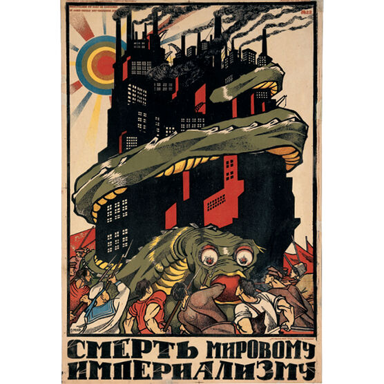 Death to World Imperialism (poster)