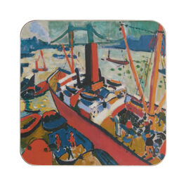 Derain The Pool of London coaster