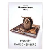 Rauschenberg postcard book