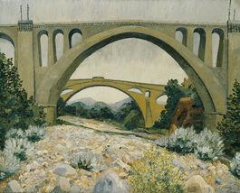 Cedric Morris: Les Ponts de Ceret