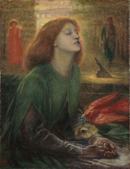 Rossetti: Beata Beatrix (custom print)