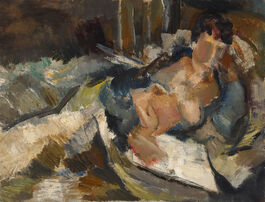 Dorothy Mead: Reclining Figure