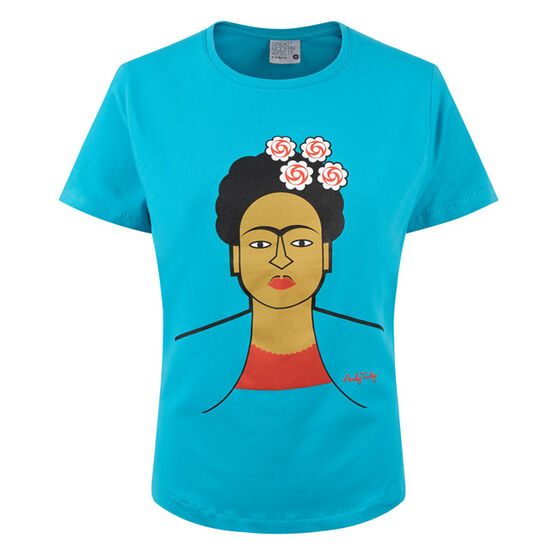 Andy Touhy Frida Kahlo t-shirt