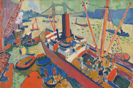 Derain: The Pool of London