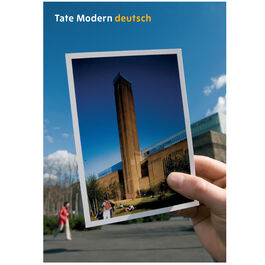 Tate Modern Guide revised edition 2012 - German