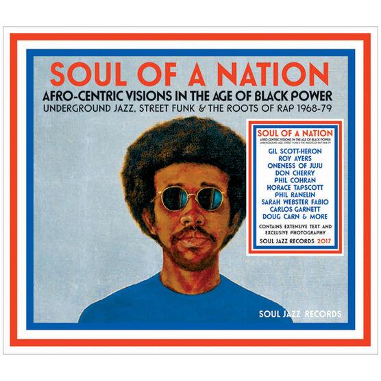 Soul of a Nation CD