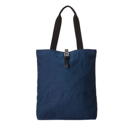 Ally Capellino navy tote bag
