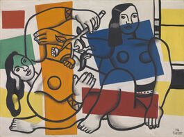 Fernand Léger: New Times, New Pleasures
