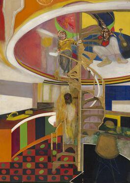 Curator's Talk: Frank Bowling