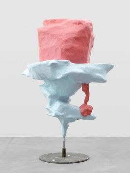 On the Couch: Franz West and Deleuze