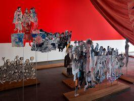 Daily tour: Anna Boghiguian exhibition