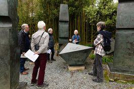 Daily Tour: Barbara Hepworth Museum and Sculpture Garden