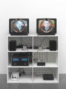 The Networks of Nam June Paik