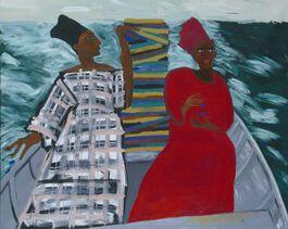 Artist's Talk: Lubaina Himid with Maria Balshaw