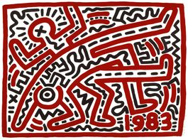 Members Private View: Keith Haring