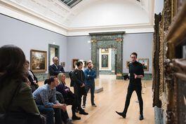 Tate Britain Members Welcome Tour