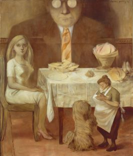 Dorothea Tanning: A Family Portrait
