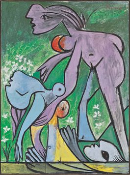 Curator's Talk and Private View: The EY Exhibition: Picasso 1932