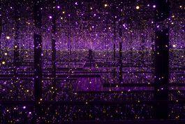 Yayoi Kusama: Infinity Mirror Rooms