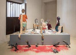 Curator's Talk and Tour: Anna Boghiguian