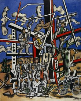 Representing the People: Léger, Socialism and the Public Art
