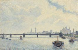 Members Hours: The EY Exhibition: Impressionists in London