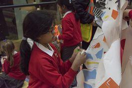 Artist-led workshops for schools