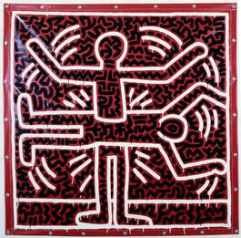 Keith Haring Printmaking Course