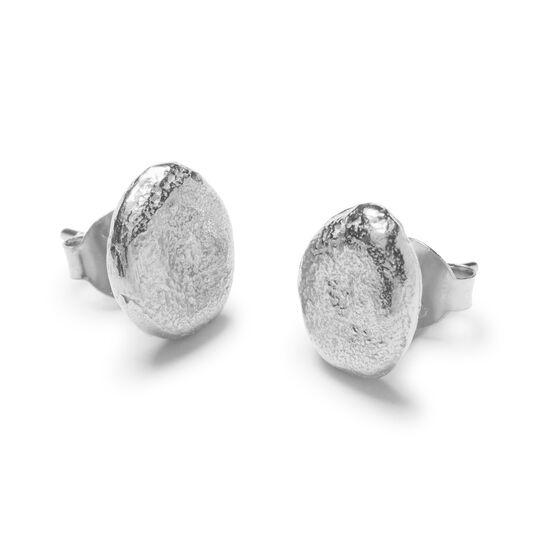 Jaya silver earrings