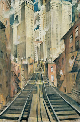 Nevinson: The Soul of the Soulless City