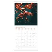 Botanical 2021 calendar