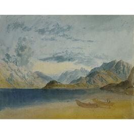 Turner: Lake Como