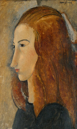 Modigliani: Portrait of a Young Woman