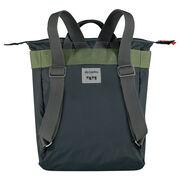 Ally Capellino slate grey rucksack