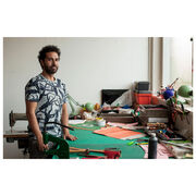 Portrait of Saher