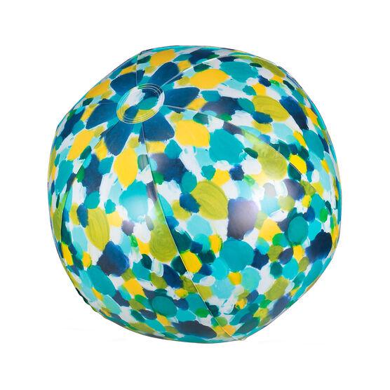 Lisa Milroy beach ball