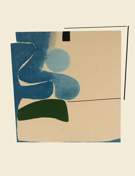 Victor Pasmore: Points of Contact No. 8