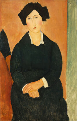 Modigliani: The Italian Woman