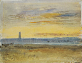 Turner: Gloucester Cathedral